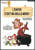 Theatre spectacle : L\\\'enfer c\\\'est ma belle-mère