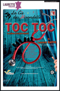 Theatre spectacle : Toc toc