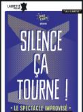 Theatre spectacle : Silence, ça tourne !