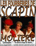 Theatre spectacle : LES FOURBERIES DE SCAPIN