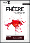 Theatre spectacle : Phèdre