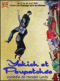 Theatre spectacle : YAKICH ET POUPATCHEE