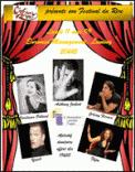 Theatre spectacle : A. JOUBERT - J.FERRARI - FIFOU... FESTIVAL \'\'C\'EST POUR DE RIRE\'\'